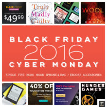 All the best Kindle, Fire, iPad deals for Black Friday 2016