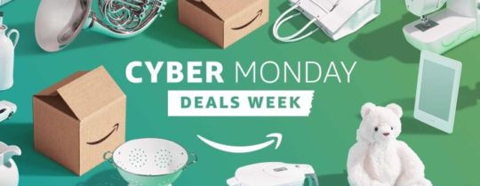 Amazon Cyber Monday 2016 Deals Week