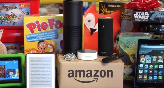 Amazon Cyber Monday 2016 - video screenshot