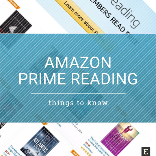 Amazon Prime Reading - most important things to know in question answers