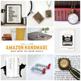Best book gifts from Amazon Handmade