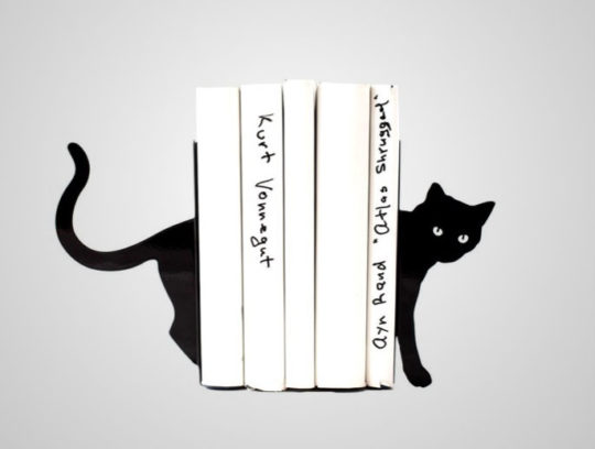 Amazon Handmade: clever bookends from Atelier Article