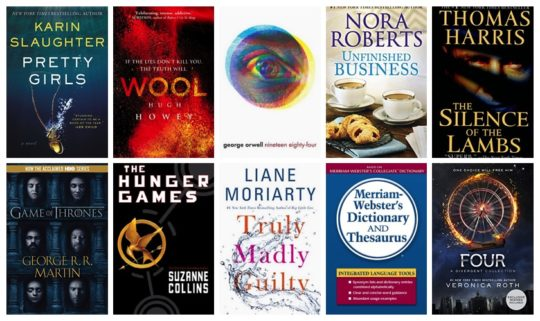 Cyber Monday 2016 Kindle Daily Deal - 400 Kindle titles up to 85% off