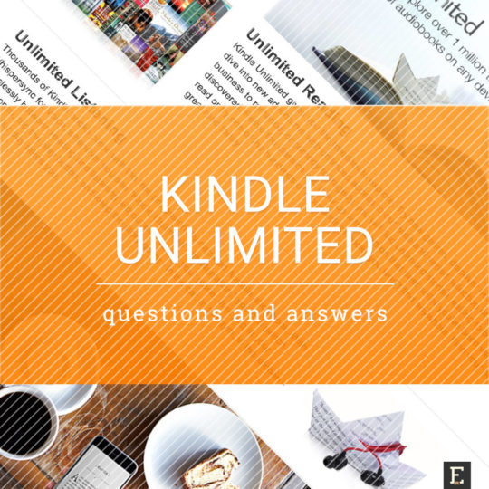 Kindle Unlimited in questions and answers