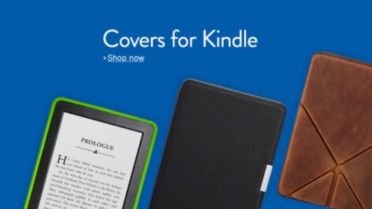 Deals on Kindle cases and accessories - Cyber Monday 2016