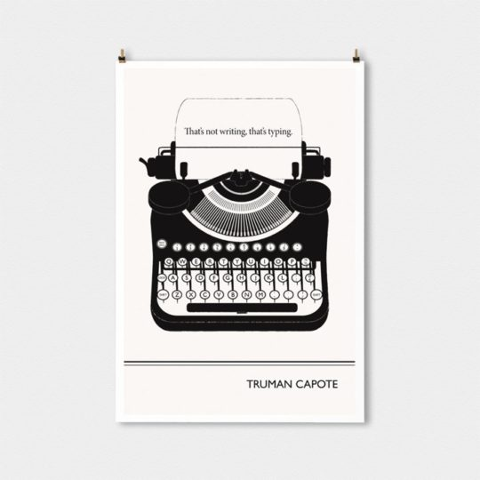 Amazon Handmade: Literary art prints from Obvious State