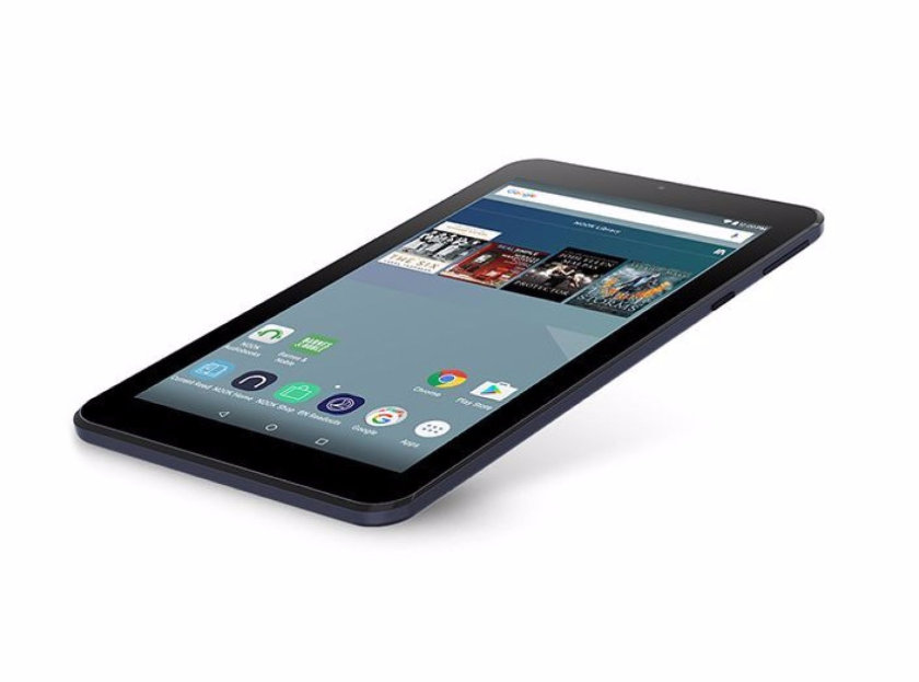 Nook Tablet 7 2016 - bottom view