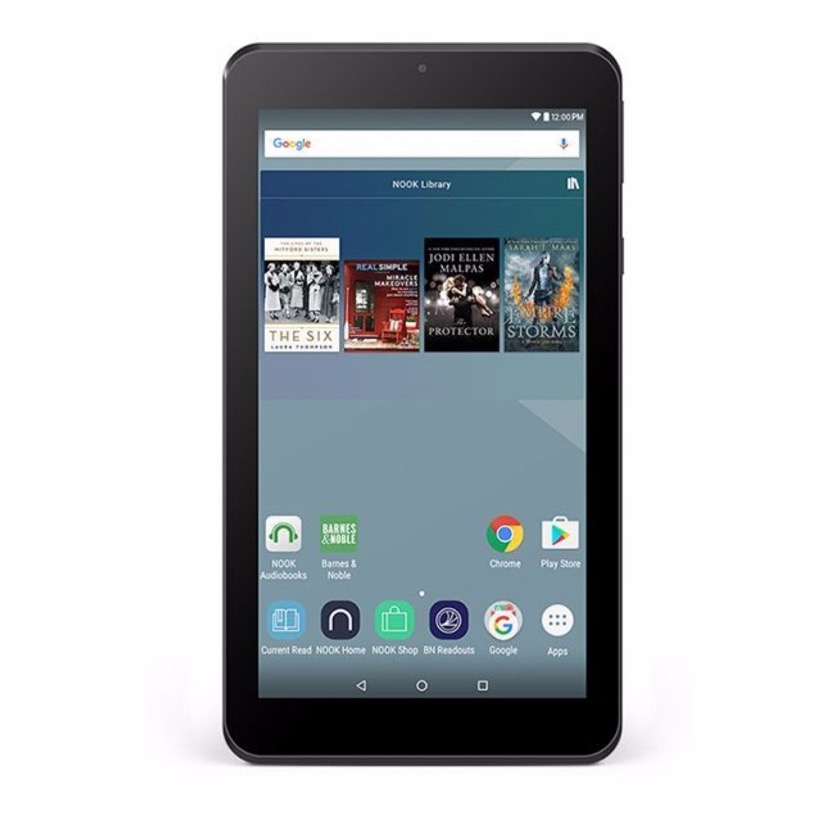 Nook Tablet 7 2016 front view