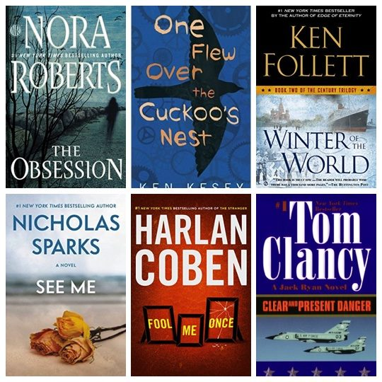 Save up to 75 on most wished for Kindle books - counting to Cyber Monday 2016