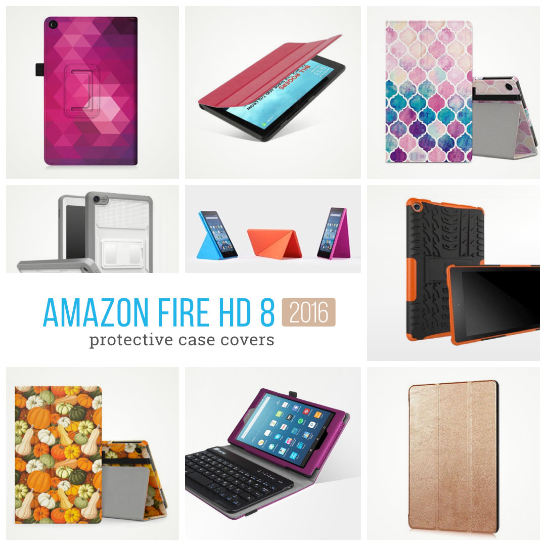 The best Amazon Fire HD 8 2016 case covers
