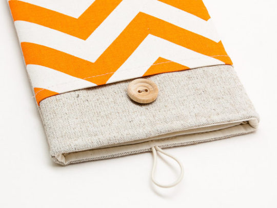 Gifts for Kindle owners - BluCase handmade sleeve for Kindle