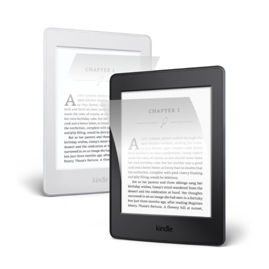 Gifts for Kindle owners - screen protectors