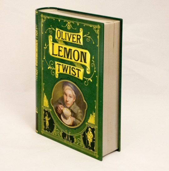 NovelTea - Oliver Lemon Twist
