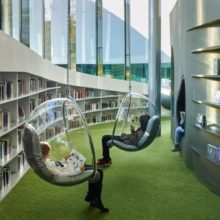 Public Library in Thionville