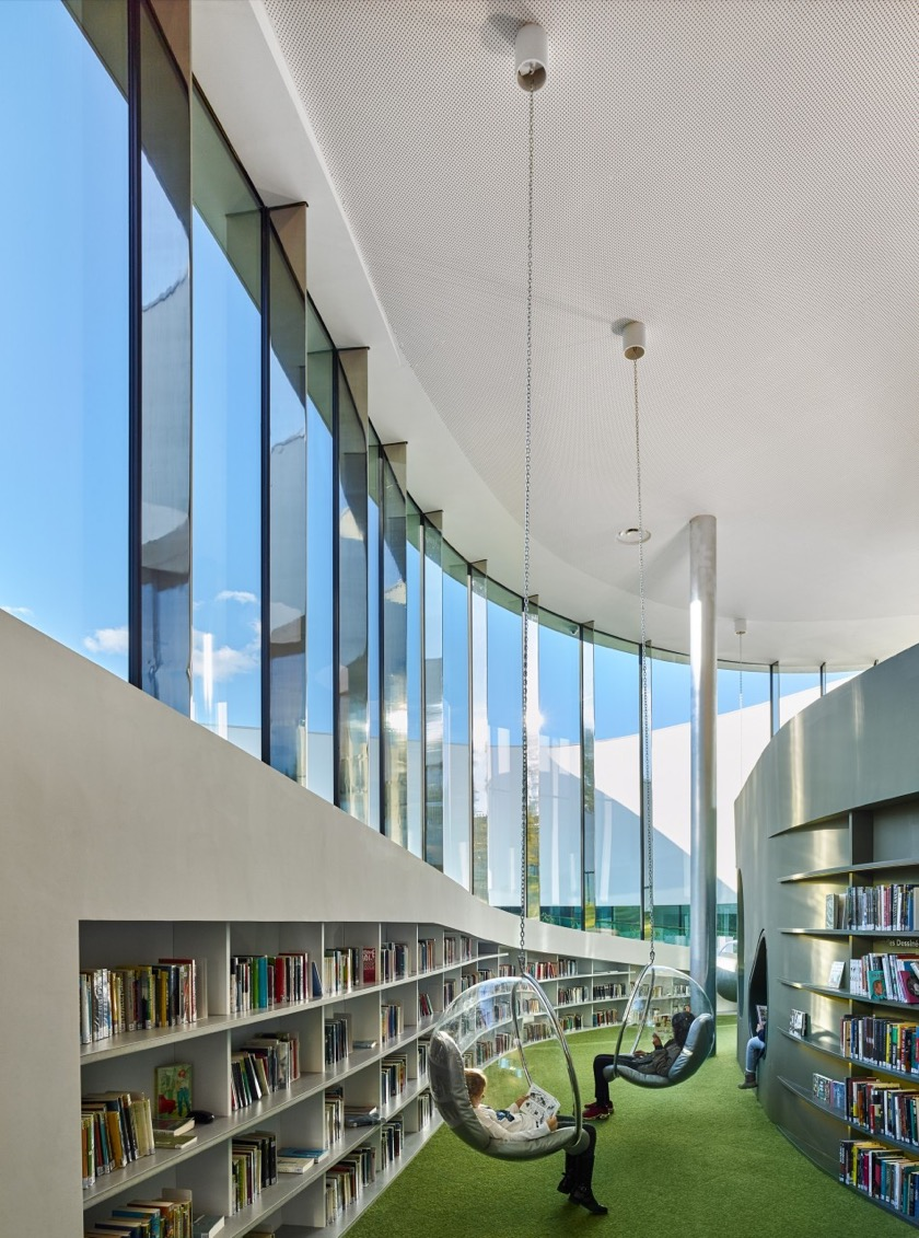 Public Library in Thionville - picture 3