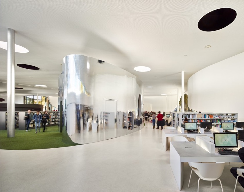 Public Library in Thionville - picture 6