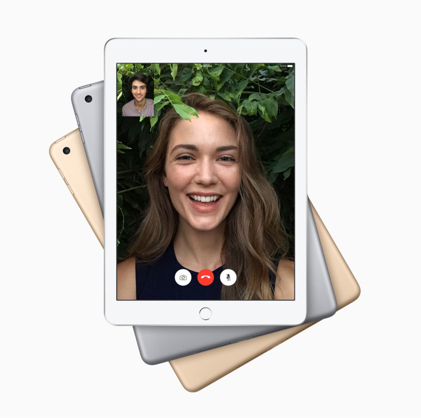 Apple iPad 9.7 2017 is great for calls photos videos