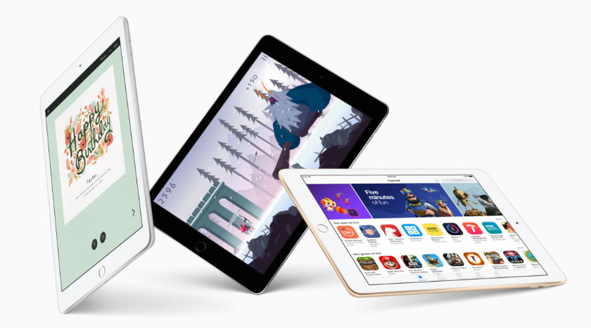 Apple iPad 9.7 2017 is great for reading watching gaming