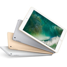 Apple iPad 9.7 2017 range of colors