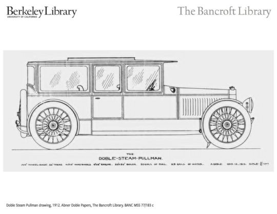 Example page from University Library at UC Berkeley Coloring Book