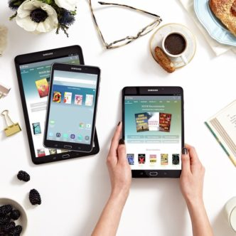 Get $50 dollars a new Samsung Galaxy Tab Nook