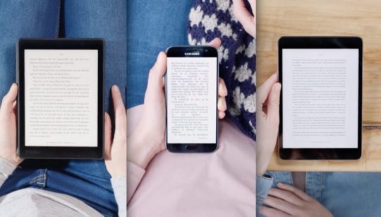 Kobo Plus is available for Kobo devices and applications