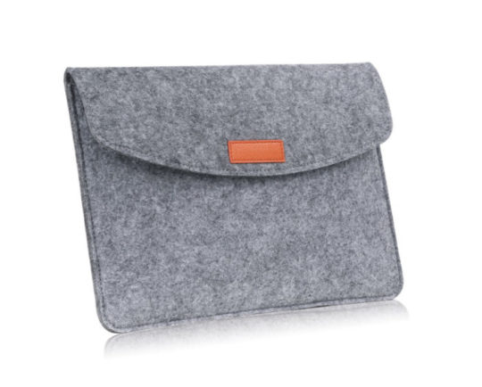 MoKo Felt Sleeve for 7-inch tablets Barnes nad Noble Nook Tablet 7 2016