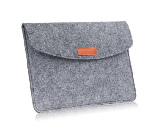 MoKo Felt Sleeve for 7-inch tablets Barnes nad Noble Nook Tablet 7 2016
