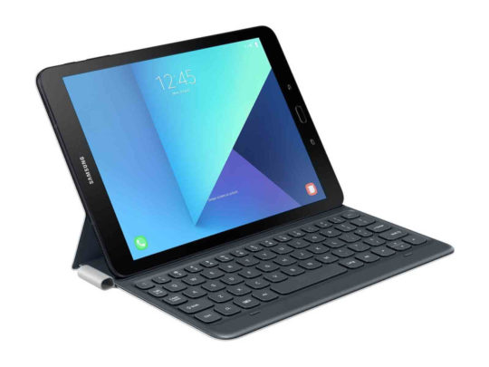 Original Samsung keyboard case for Galaxy Tab S3 9.7