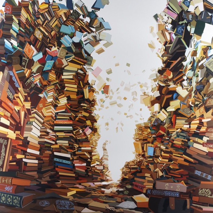 Pierpaolo Rovero book paintings - picture 4
