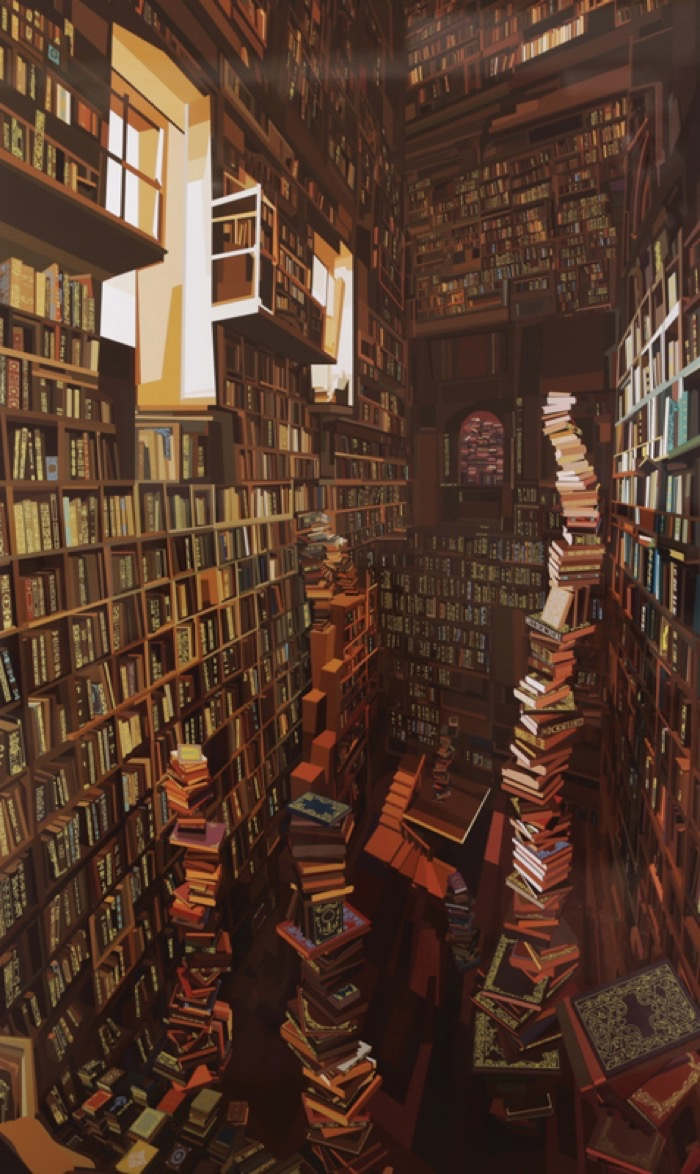 Pierpaolo Rovero book paintings - picture 6