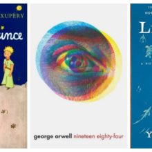 1984 and The Little Prince are among Prime Reading books in March 2017