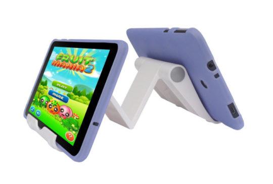 iShoppingdeals Nook Tablet 7 2016 Case and Adjustable Stand Holder