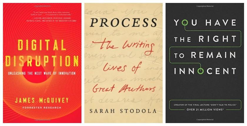 Amazon book deals for April 2017 - save on select nonfiction print books