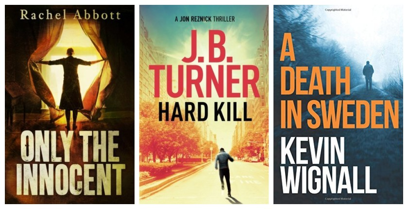 Amazon deals for April 2017 - select mystery and thrillers are up to 50% off