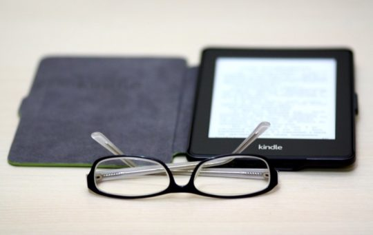 Best gifts for mom who loves reading - Kindle Paperwhite e-reader