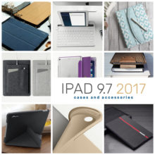 Best cases and accessories for the new iPad 9.7 (2017)