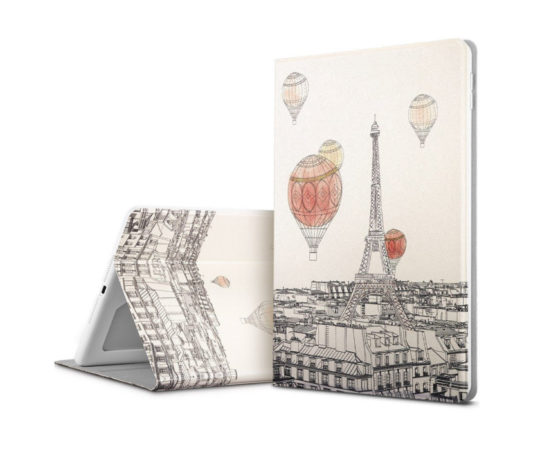 ESR Illustrator Artist Series iPad 2017 Folio Case