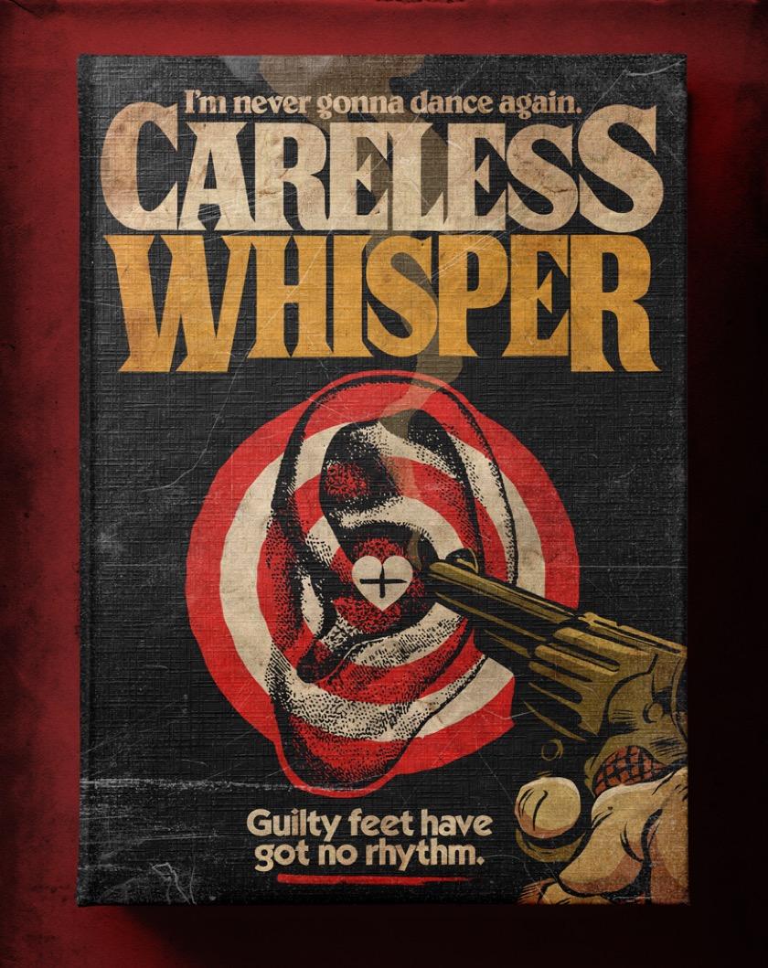 Famous songs as Stephen King books - Careless Whisper