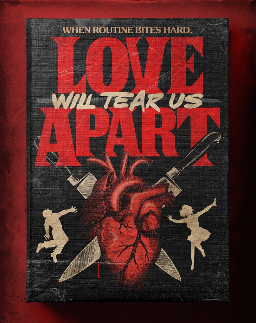 Famous songs as Stephen King books - Love Will Tear Us Apart