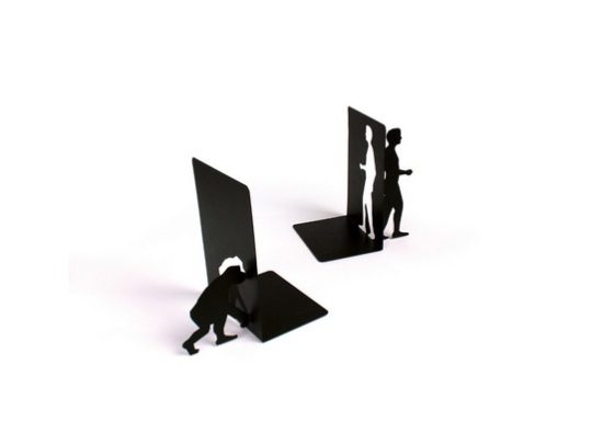 Gifts for mom and dad - creative bookends