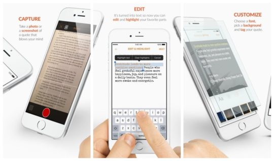 How does Postepic app for iPhone & iPad work?
