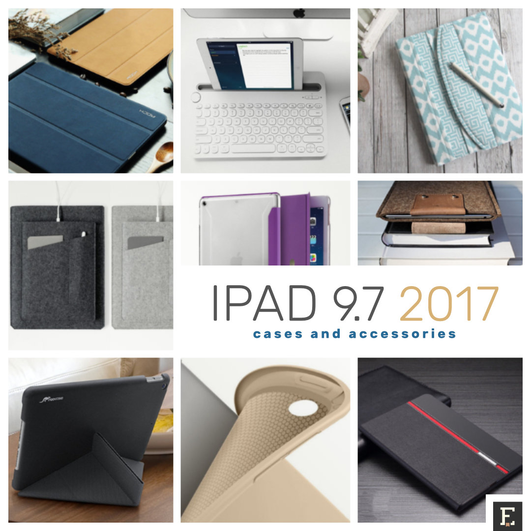 92809e8a8ece 18 trendy cases and accessories for iPad 9.7