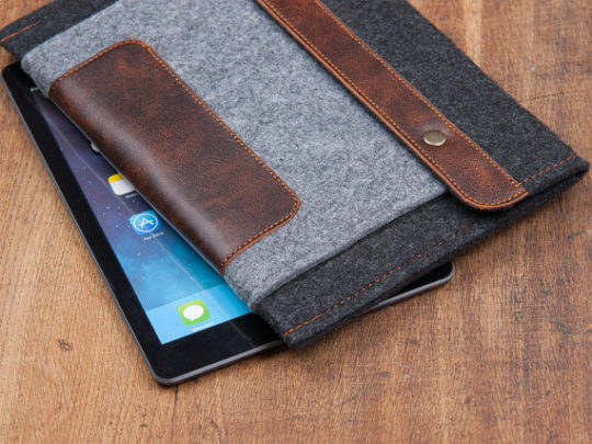 Wise Stitch Felt Sleeve for Samsung Galaxy Tab S3