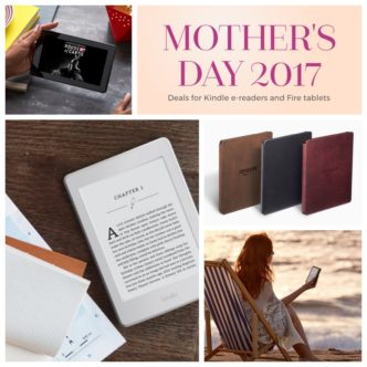 Amazon Fire and Kindle deals for Mother's Day 2017