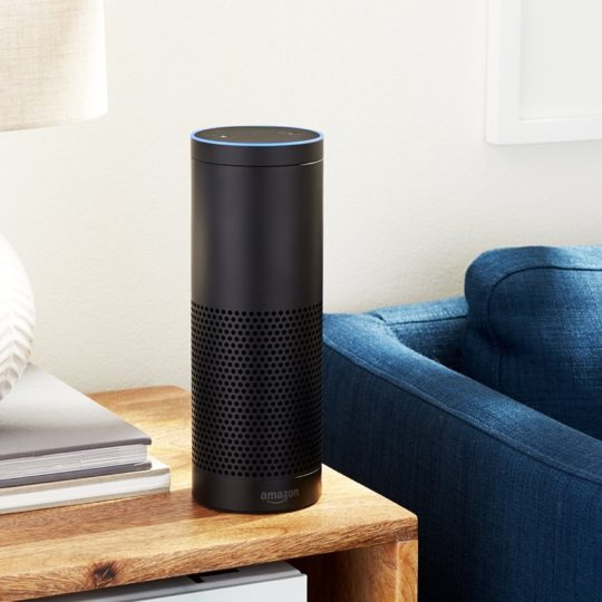 Best gifts for dad - Amazon Echo lets listen to audiobooks