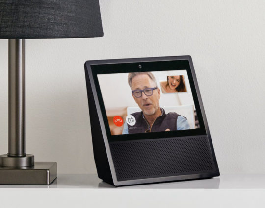 Best gifts for your father - Amazon Echo Show