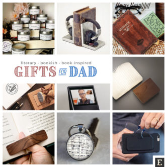 Exceptional gifts for father who loves reading books