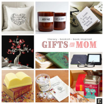 Exceptional gifts for the book-loving mom
