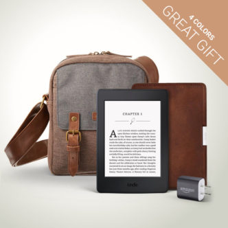Featured - Kindle Paperwhite Travel Bundle
